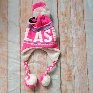 NWT Robin Ruth Alaska Furry Hat